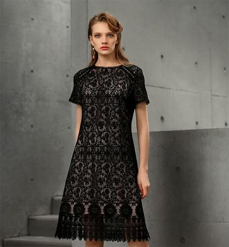 FINITY夏季新品  穿蕾丝裙的飒!你需要了解一下