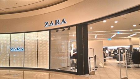 中国进博会添新成员 Zara母公司Inditex集团宣布参加