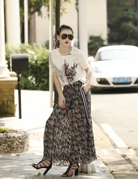 想要在夏天的时候穿出仙女范 少不了阿缇娜的时尚单品