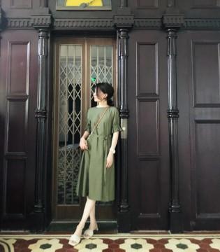 OCTOBRE2020夏季新品 老洋房的文艺心