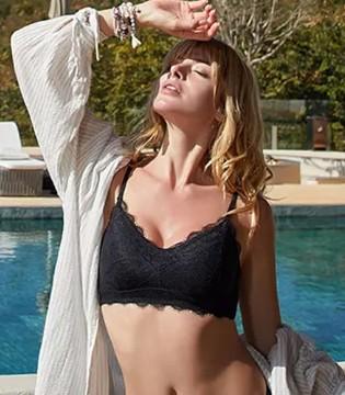 安慕莎 ・ 缱绻时光  美到不能呼吸的法式feel bra!