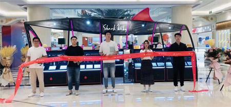 遇见自己 祝贺鲨鱼甜心常州环球港新店开业大吉!