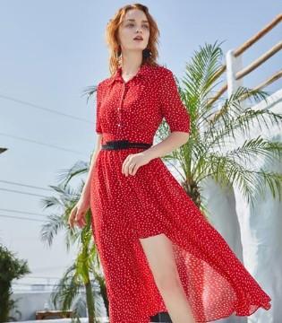 戈蔓婷:夏日裙装 给予你初恋情人的风姿