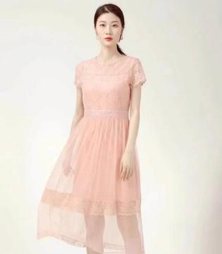 五彩缤纷的夏日 怎能少了红凯贝尔的连衣裙呢