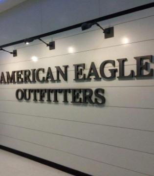 疫情影响 American Eagle Outfitters销售额大跌