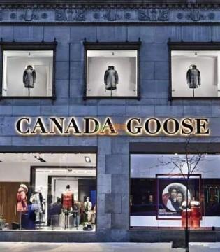 奢侈品牌加拿大鹅销售额大涨 但第四财季表现不理想