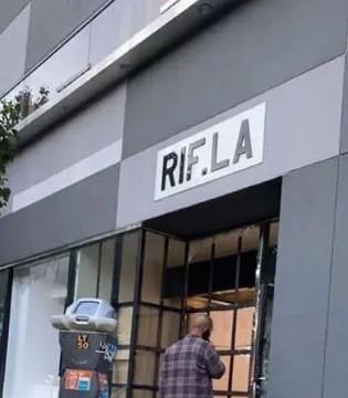 美guo球鞋店铺被kang议者洗劫 阿迪、耐克也关闭门店