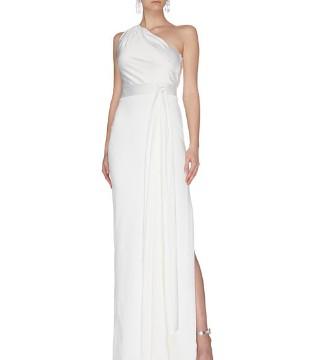 Solace London晚礼服裙�K系列 突显优雅女人�S后不�辔�