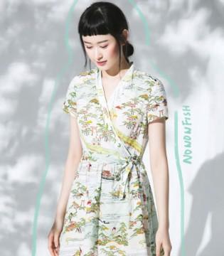 NONONFISH:夏日少女的连衣裙派对