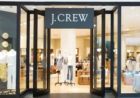 �P凰涅�� 破�a的J.Crew集�F�⒅匦禄�w