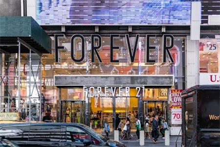 Forever 21母公司ABG集团与IB集团联合 共推墨西哥市场