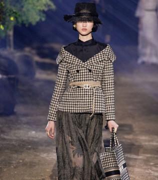 Dior2020春夏系列回归大自然 为春夏衣橱带来清新不�^气息
