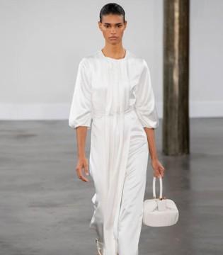 Gabriela Hearst时尚连衣裙 优雅高级 凸显你的魅力