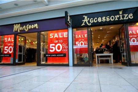 Monsoon Accessorize任命新董事长 帮助其重新开设商店
