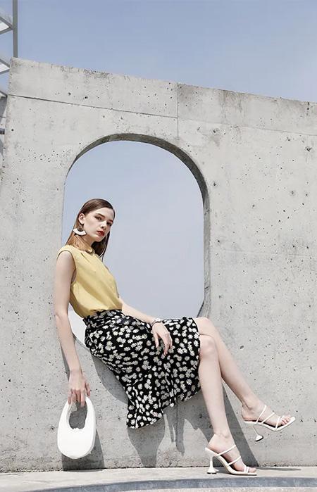 JMSO 可甜可咸 今夏最完美的穿衣范本