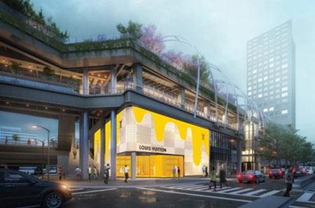 LV将在东京开设首一家男装旗舰店 并推出居家新玩意