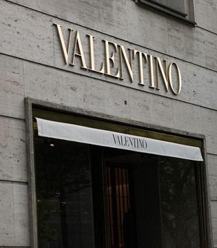 Valentino正与房东诉讼 想提前终止租约