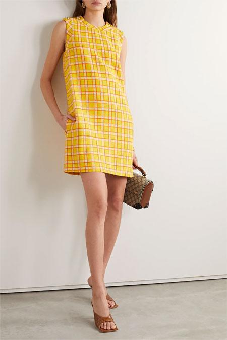 美妙的夏季 穿上时尚连衣裙 释放迷人魅力