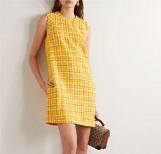 美妙的夏季 穿上�r尚�B衣裙 �放迷人魅力
