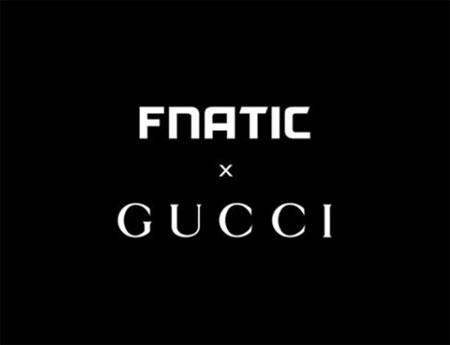 Gucci与Fnatic合作 正式向电竞行业进军