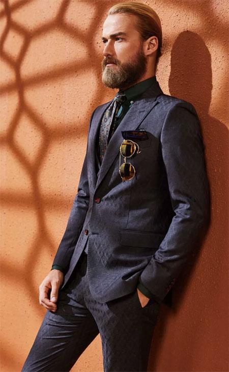 富绅V定制 新品来袭 为夏天而生的轻薄无里西服