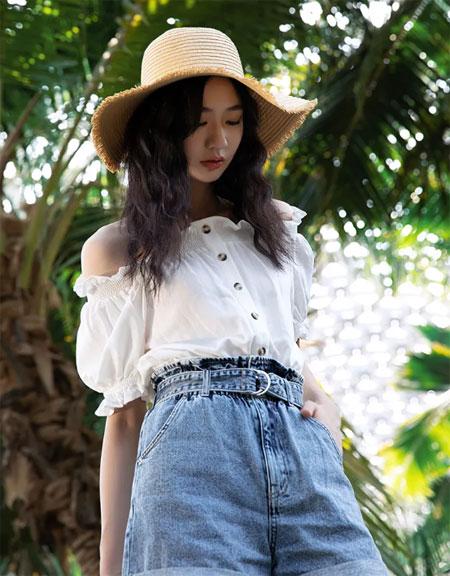 女装全新夏日系列  清凉穿搭开启盛夏