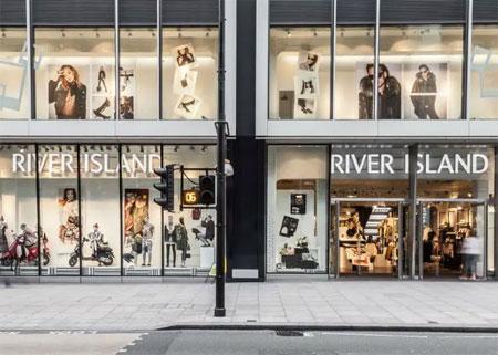 英国River Island品牌进军美妆市场