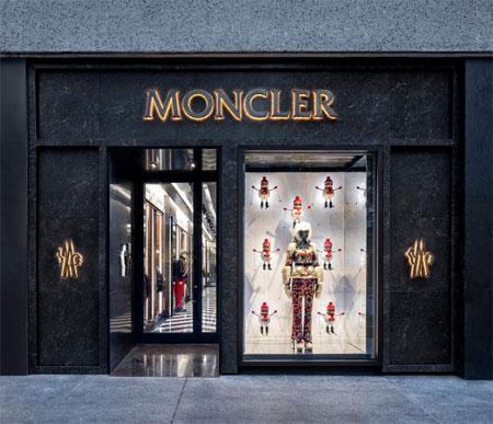 Moncler品牌在微博直播 成绩远超预期