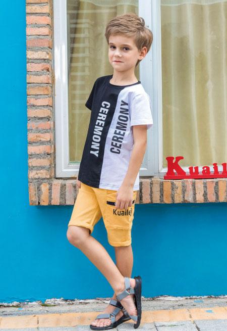 干货!专属于小朋友的时尚穿搭 时尚要从小抓起