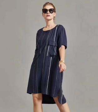 芝麻E柜夏季连衣裙 凸显女人的风情和雅致
