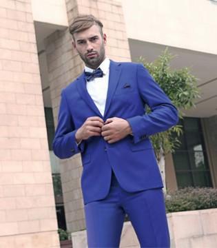 西装就该这么穿 富绅教你走上型男之路