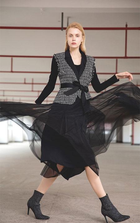西纳维思:2020 AUTUMN 秋季时尚穿搭上新