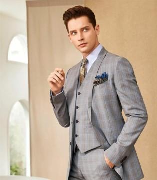富绅V定制 如何挑选帅气的西服颜色?