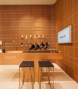 瑞士高端鞋履品牌Bally的中国内地业绩占比下滑