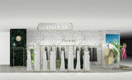 EVAOUXIU 厦门SM广场店盛大开业 邀您莅临!