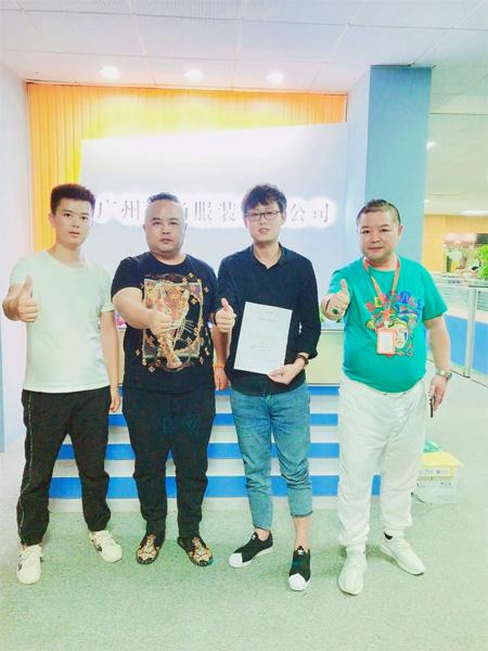 恭喜广州品牌女装古米娜成立云南分公司 祝开业大吉!