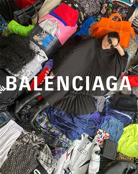 Balenciaga 发布全新Neo Classic 机车包