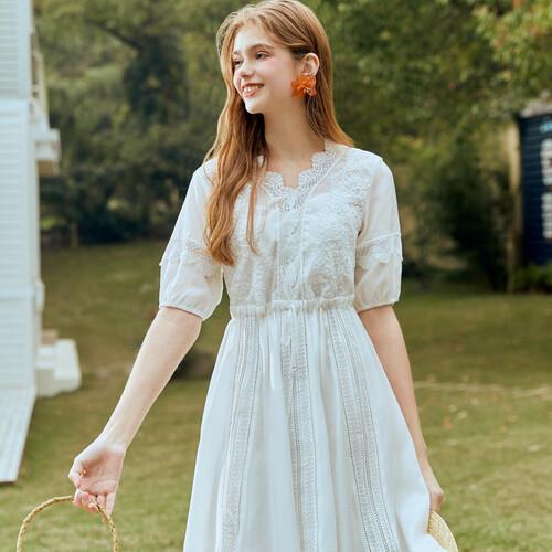 女装投资品牌:戈蔓婷品牌女装吸引了众多消费者的青睐