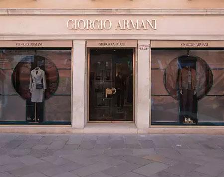 奢侈品牌Armani与YNAP集团加强合作 尝试新的分销模式