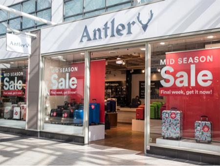 破产的英国箱包品牌Antler已将线上业务出售