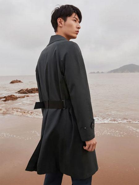 圣得西男装:2020 AUTUMN  天地万物 相融而活