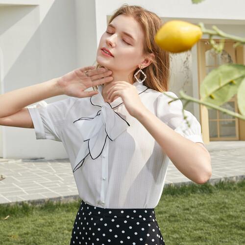 戈蔓婷品牌女装精选优质服装 畅想自由潇洒理念