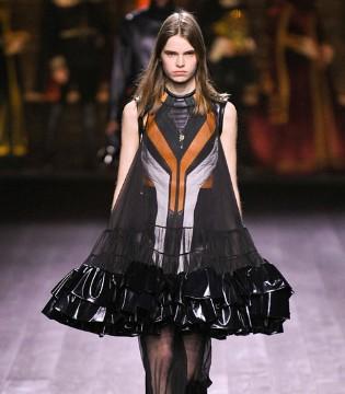 Louis Vuitton2020秋冬时装秀 横跨时代的潮流时尚