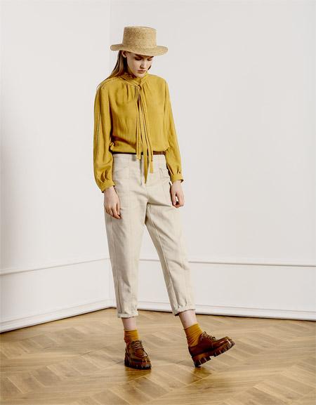 SANMIAO 秋季新品:衬衫 它能HOLD住整个金秋。