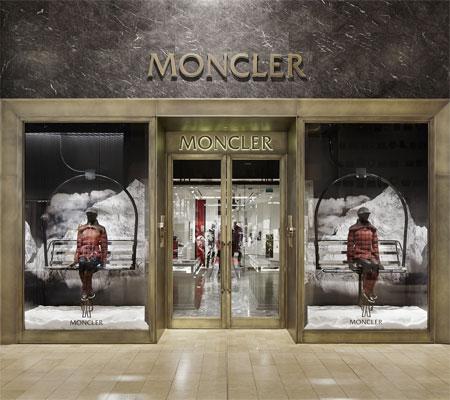 Moncler加强数字化战略 计划未来三年线上业务份额翻倍