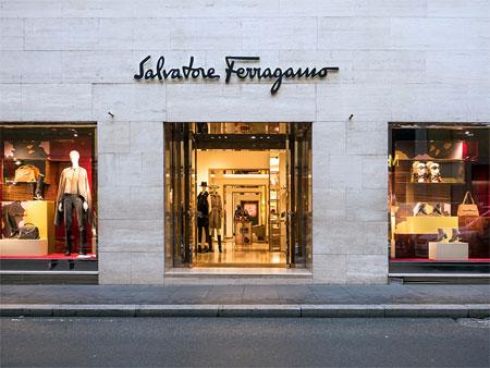 salvatore ferragamo公布上半年业绩 销售额下滑严重