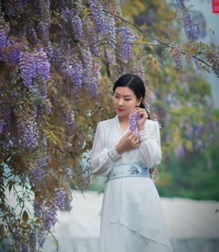 木棉道:白裙旗袍之间 自带女神滤镜