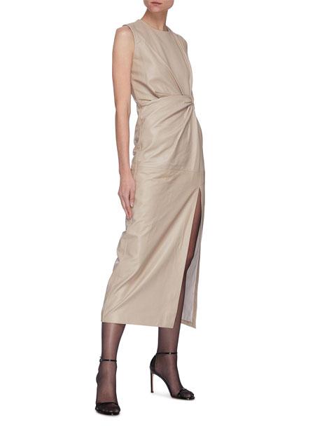 时尚连衣裙 优雅之中透露着慵懒 漫不经心却是很撩人