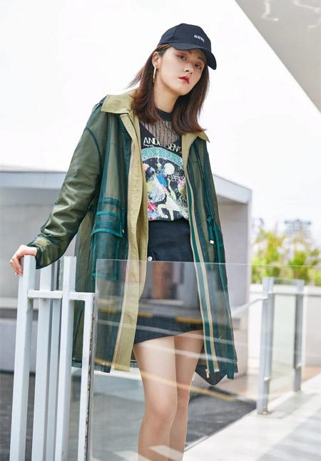 XIWU茜舞:不惑的青春应有的态度而已!