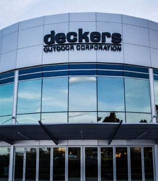 Deckers Brands一季度表�F���� DTC�I�杖〉煤贸煽�